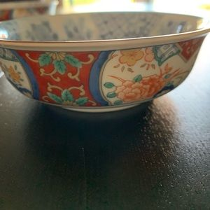 GUMP'S set of 5 vintage bowls made in Japan